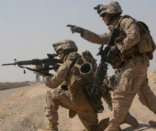 Enduring Freedom/Operation Marjah/Operation Moshtarak