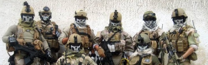 Navy SEAL Team Six - 2